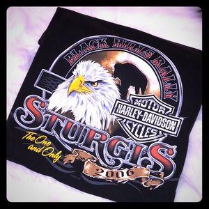 Harley Davidson Sturgis T-shirt size xl